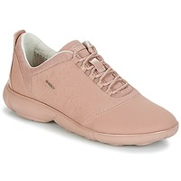 Chaussures Femme Baskets basses Geox NEBULA Pink