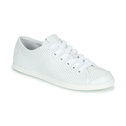 Chaussures Femme Baskets basses Camper UNO0 Blanc