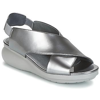 Chaussures Femme Sandales et Nu-pieds Camper BALLOON Silver