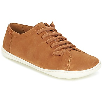 Chaussures Femme Derbies Camper PEU CAMI Tan