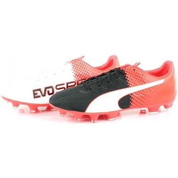 Chaussures Enfant Football Puma EVOSPEED 4.5 FG JUNIOR Rouge