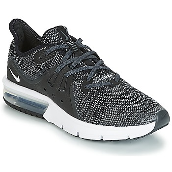 Chaussures Garçon Baskets basses Nike AIR MAX SEQUENT 3 GROUNDSCHOOL Gris / Noir