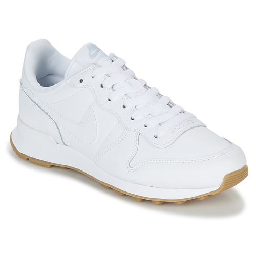 nike internationalist homme blanc