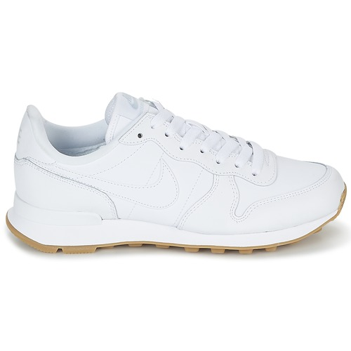 Femme Basses W Nike Internationalist Baskets Blanc Jc3Tl1FK