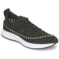 Chaussures Femme Baskets basses Nike DUALTONE RACER WOVEN W Noir