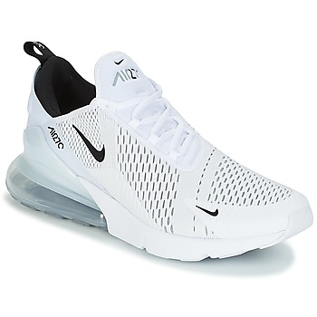 low priced d7325 8f514 Chaussures Homme Baskets basses Nike AIR MAX 270 Blanc   Noir