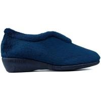 Chaussures Femme Chaussons Vulladi MONTBLANC BLEU