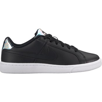 Chaussures Femme Baskets basses Nike Women's  Court Royale Shoe NEGRO