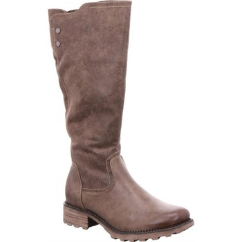 Chaussures Femme Bottes ville Tamaris 26605 taupe