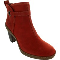 Chaussures Femme Bottines El Naturalista NF71 rouge