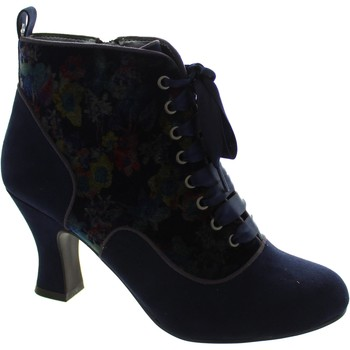 Chaussures Femme Bottines Ruby Shoo Bailey Bleu