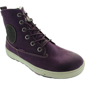 Chaussures Fille Bottines Lurchi 33-14779 Violet