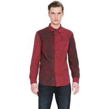 Chemise Desigual chemise homme isma rouge 17wmcw98