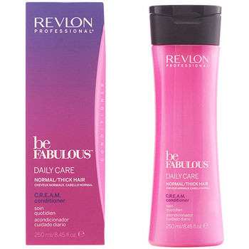 Beauté Soins & Après-shampooing Revlon Be Fabulous Daily Care Normal Cream Conditioner  250 ml