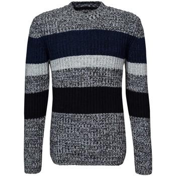 Vêtements Homme Pulls Minimum TEMPA Gris Blanc Bleu