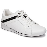 Chaussures Homme Baskets basses Guess NEW GEORG Blanc