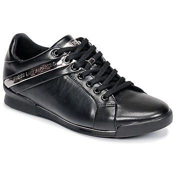 Chaussures Homme Baskets basses Guess NEW GEORG Noir