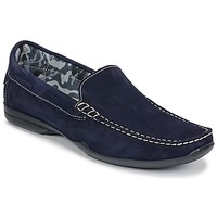 Chaussures Homme Mocassins So Size IBEALO Marine