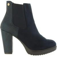 Chaussures Femme Bottines Xti 47218 Azul
