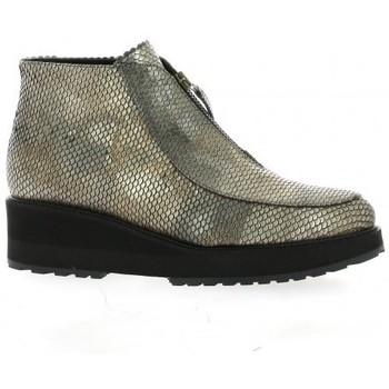 Benoite C Marque Bottines  Boots Cuir...