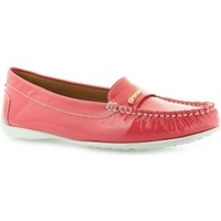 Chaussures Femme Chaussures bateau Gino Rossi DMF705 Rose