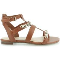 Chaussures Femme Sandales et Nu-pieds Guess Frainee Sandalo Leather Lugga