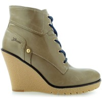 Chaussures Femme Bottines Guess Eireen Shootie Ankle Boot Taupe