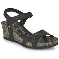 Chaussures Femme Sandales et Nu-pieds Panama Jack JULIA Noir