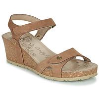 Chaussures Femme Sandales et Nu-pieds Panama Jack JULIA Marron