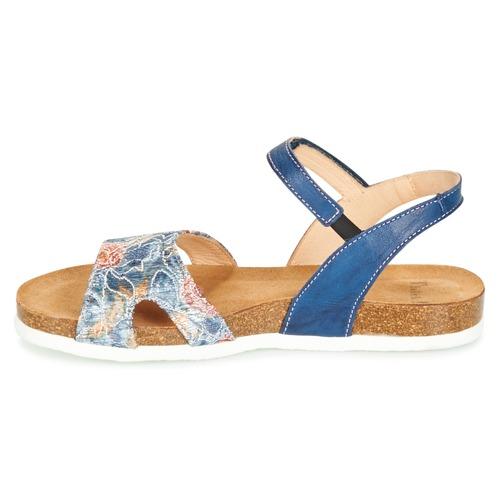 Sandales Think Femme Et Nu pieds Bleu Zifudeke rdshtCQ