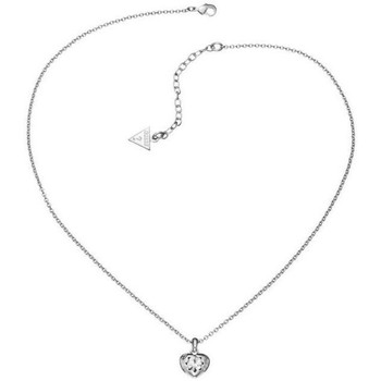 Montres & Bijoux Colliers / Sautoirs Guess - Collier Crystals of love (UBN51419) métal