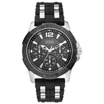 Montre Guess - Montre homme silicone (W0366G1)
