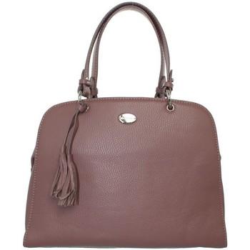 Sacs Femme Sacs porté main Mac Douglas Sac à main  Flocon Vesuvio cuir ref_mac Rose