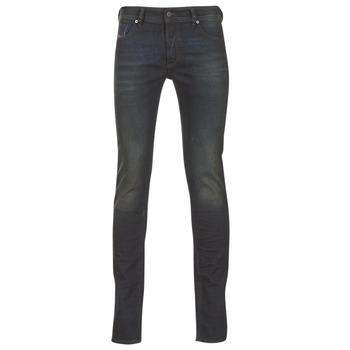 Vêtements Homme Jeans skinny Diesel SLEENKER Bleu 0842Q