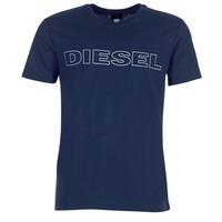 Vêtements Homme T-shirts manches courtes Diesel JAKE Marine