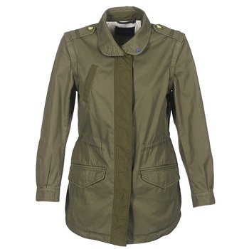 Vêtements Femme Parkas Scotch & Soda XERF Kaki