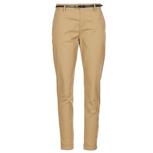 Vêtements Femme Chinos / Carrots Scotch & Soda BEIBEO Beige