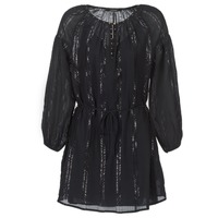 Vêtements Femme Robes courtes Scotch & Soda DRAGUO Noir