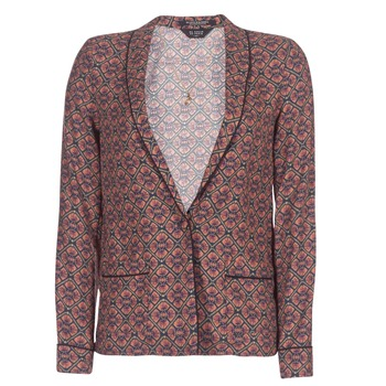 Vêtements Femme Vestes / Blazers Scotch & Soda FROGK Prune