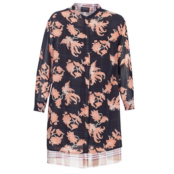 Vêtements Femme Robes courtes Maison Scotch VEROFJE Noir / Rose