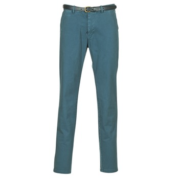 Vêtements Homme Chinos / Carrots Scotch & Soda STUART Bleu