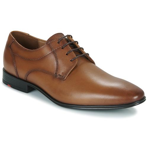 Chaussures Homme Derbies Lloyd OSMOND Cognac
