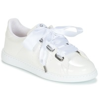 Chaussures Femme Baskets basses Victoria DEPORTIVO CHAROL  BANERAS BLANC