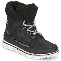 Chaussures Femme Boots Sorel Cozy Carnival Black, Sea Salt