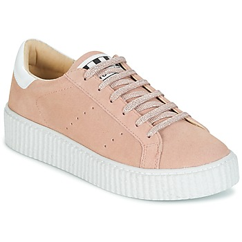 Chaussures Femme Baskets basses No Name PICADILLY SNEAKER Rose