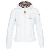 Vêtements Femme Coupes vent 80DB Original KALIX Blanc