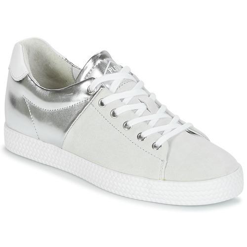Baskets Femme Palladium Kate Pldm By Basses Chaussures Blanc vm0wnN8O