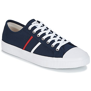 Chaussures Homme Baskets basses Jim Rickey TROPHY Marine / Rouge / Blanc
