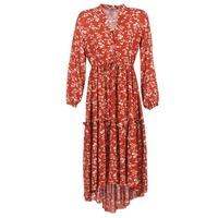 Vêtements Femme Robes longues Betty London HALETTE Rouge