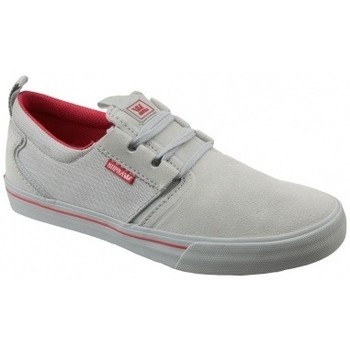 Chaussures Homme Baskets basses Supra Flow gris